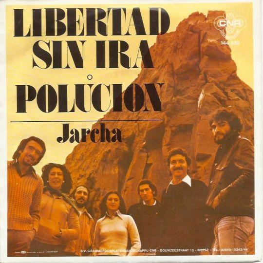 Coverafbeelding Jarcha - Libertad Sin Ira