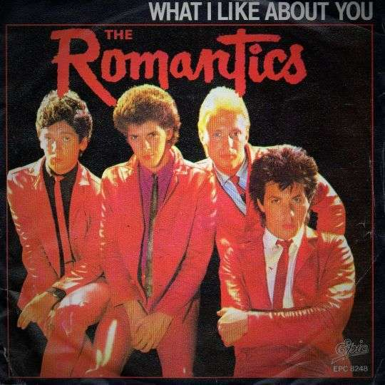 Coverafbeelding The Romantics - What I Like About You