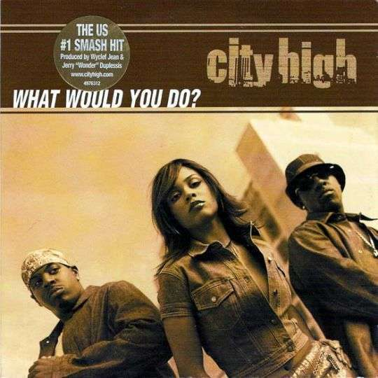Coverafbeelding City High - What Would You Do?