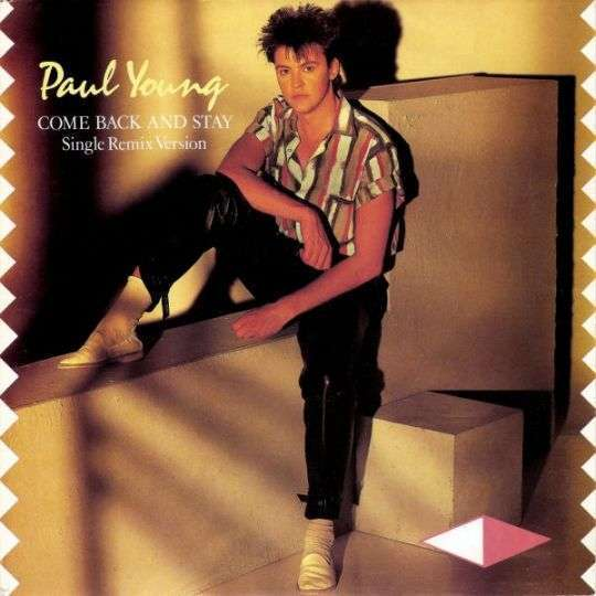 Coverafbeelding Come Back And Stay - Single Remix Version - Paul Young