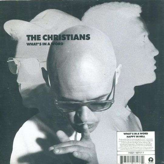 Coverafbeelding The Christians - What's In A Word