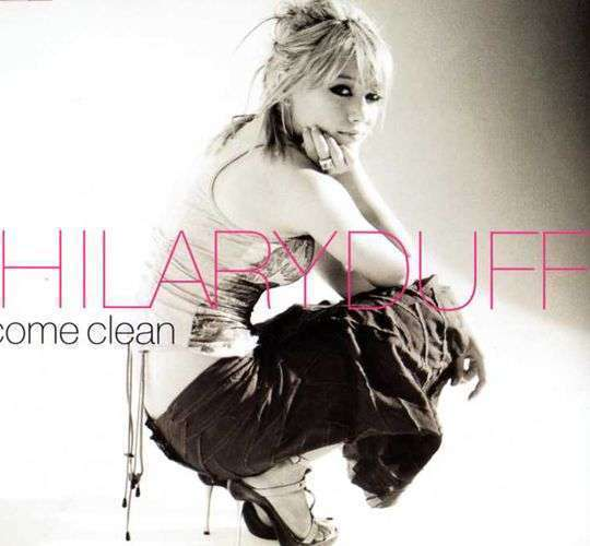 Coverafbeelding Come Clean - Hilary Duff