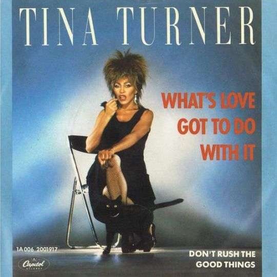 Coverafbeelding Tina Turner - What's Love Got To Do With It