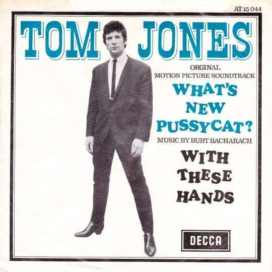 Coverafbeelding What's New Pussycat? - Tom Jones