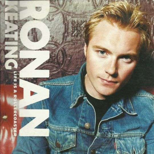 Coverafbeelding Life Is A Rollercoaster - Ronan Keating