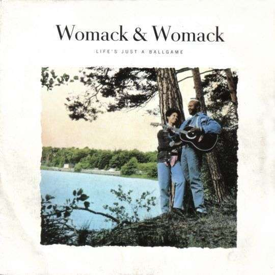 Coverafbeelding Life's Just A Ballgame - Womack & Womack