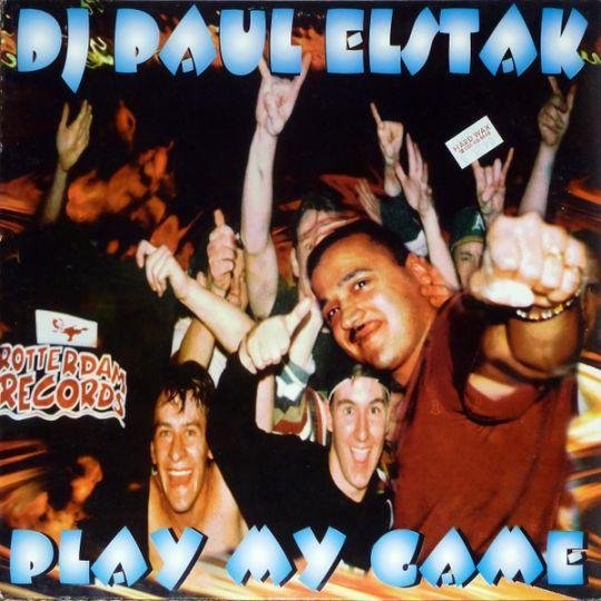 Coverafbeelding DJ Paul Elstak - Life Is Like A Dance// Play My Game