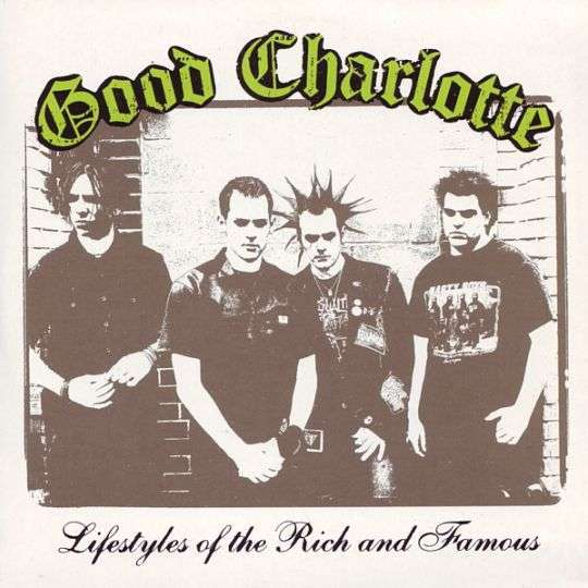 Coverafbeelding Lifestyles Of The Rich And Famous - Good Charlotte