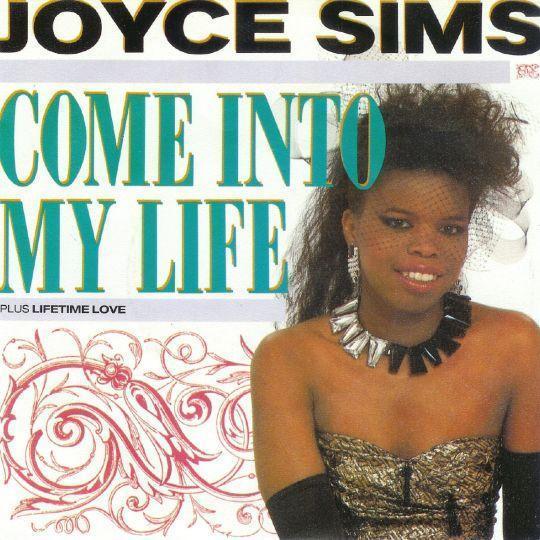 Coverafbeelding Joyce Sims - Come Into My Life