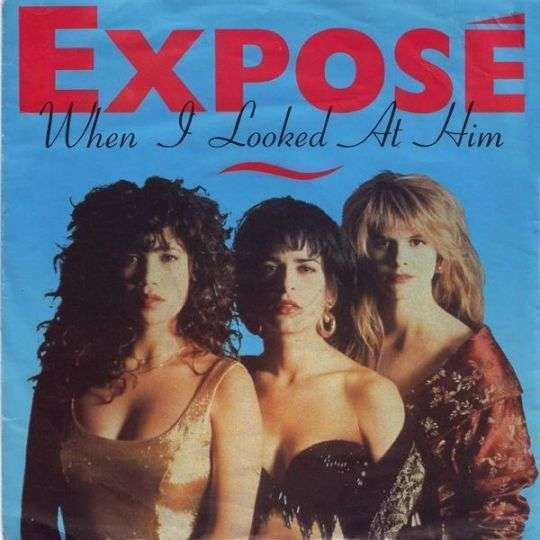 Coverafbeelding Exposé - When I Looked At Him