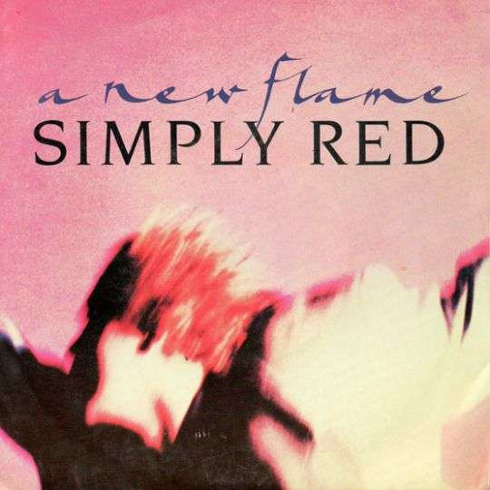 Coverafbeelding Simply Red - A New Flame