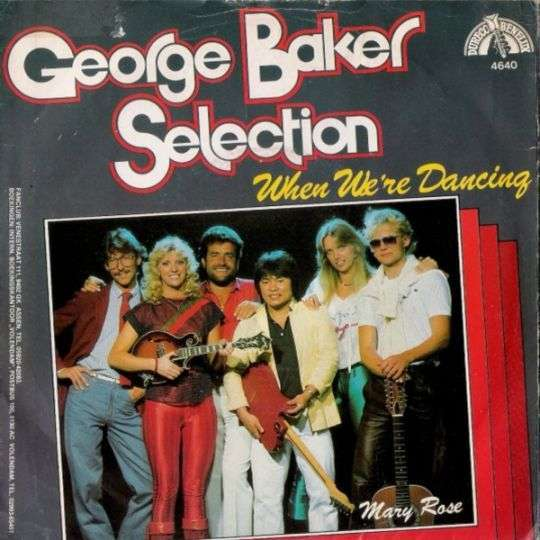 Coverafbeelding When We're Dancing - George Baker Selection