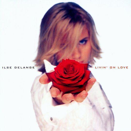 Coverafbeelding Livin' On Love - Ilse Delange