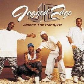 Coverafbeelding Where The Party At - Jagged Edge