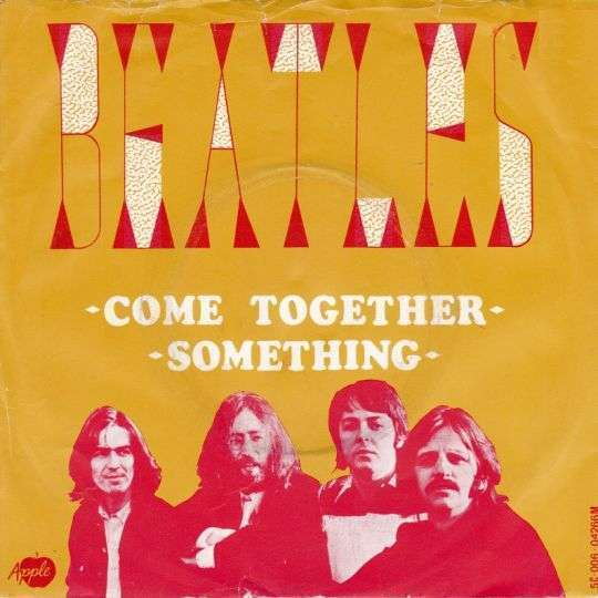 Coverafbeelding Come Together - Beatles