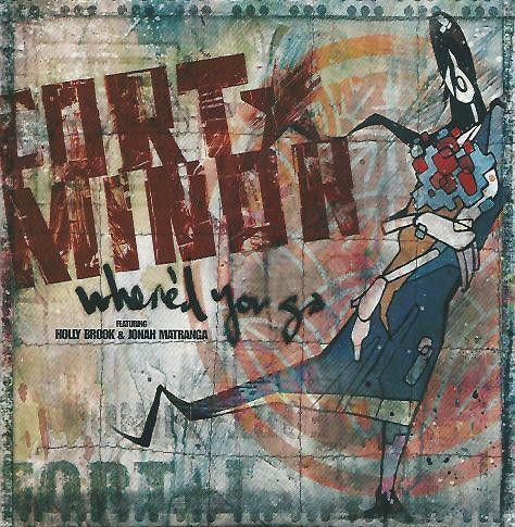 Coverafbeelding Fort Minor featuring Holly Brook & Jonah Matranga - Where'd You Go