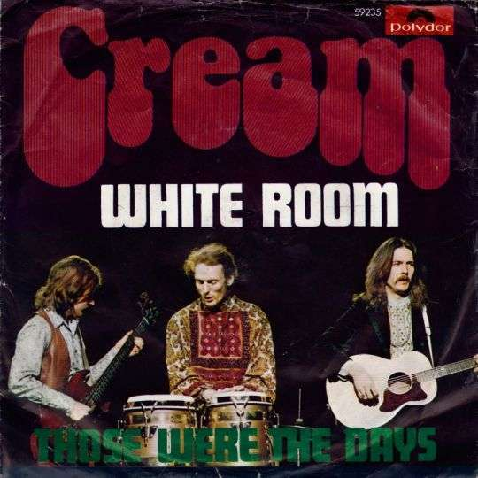Coverafbeelding White Room - Cream