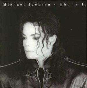 Coverafbeelding Who Is It - Michael Jackson