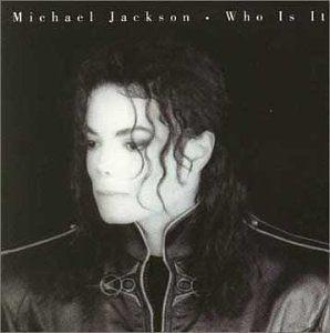 Coverafbeelding Michael Jackson - Who Is It