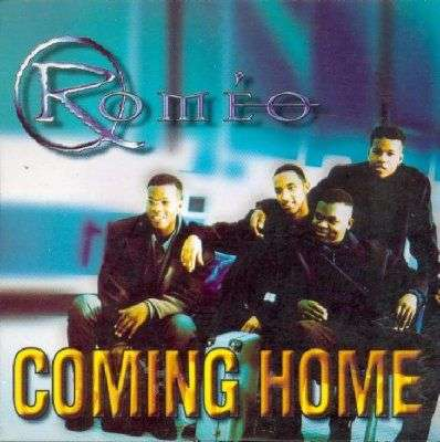 Coverafbeelding Coming Home - Roméo