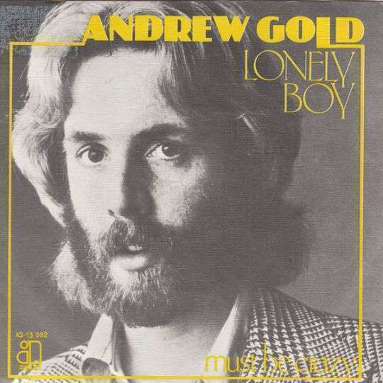Coverafbeelding Lonely Boy - Andrew Gold