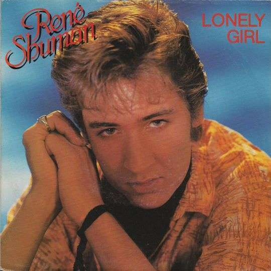Coverafbeelding Lonely Girl - René Shuman