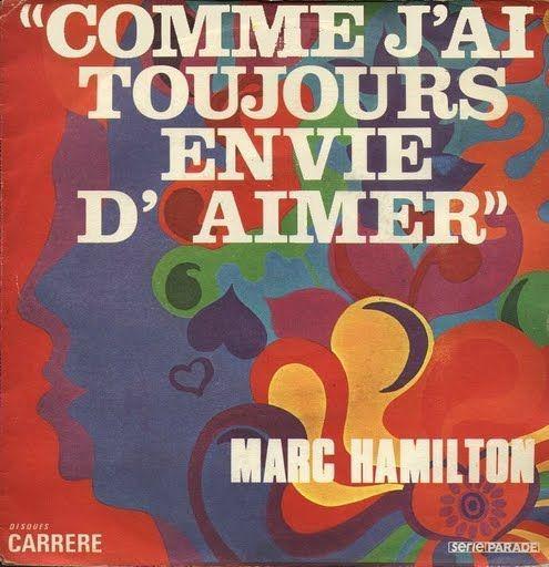 Coverafbeelding Marc Hamilton - Comme J'ai Toujours Envie D' Aimer