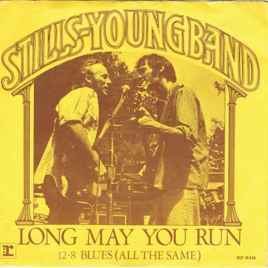 Coverafbeelding Stills-Young Band - Long May You Run