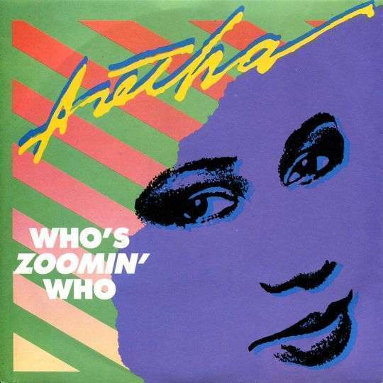 Coverafbeelding Who's Zoomin' Who - Aretha