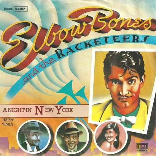 Coverafbeelding Elbow Bones and The Racketeers - A Night In New York