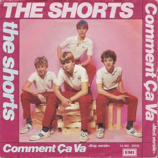 Coverafbeelding Comment Ça Va - The Shorts