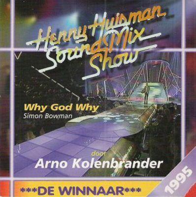 Coverafbeelding Why God Why - Arno Kolenbrander