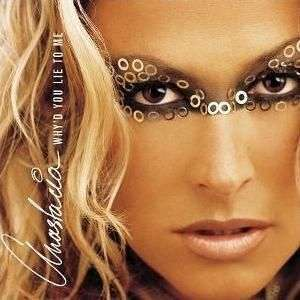 Coverafbeelding Why'd You Lie To Me - Anastacia