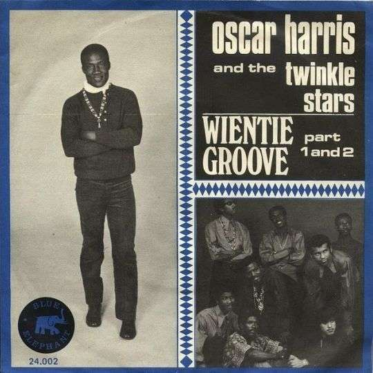 Coverafbeelding Wientie Groove - Oscar Harris And The Twinkle Stars
