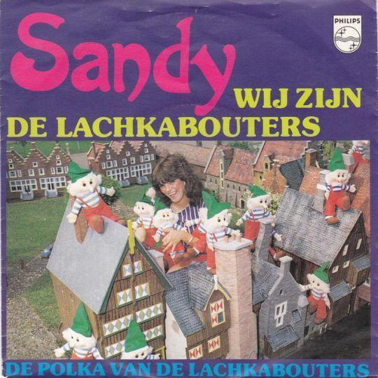 Coverafbeelding Wij Zijn De Lachkabouters - Sandy