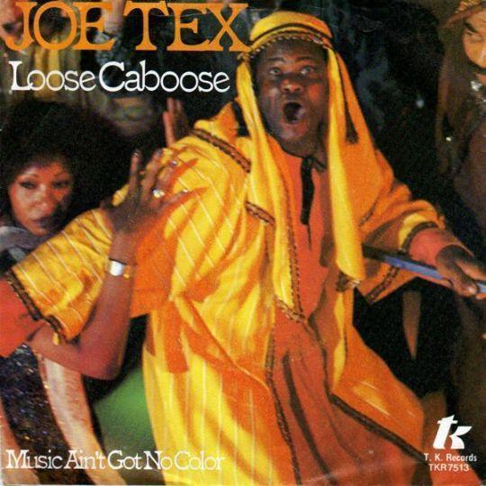 Coverafbeelding Loose Caboose - Joe Tex