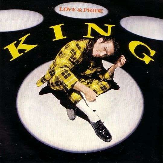 Coverafbeelding King - Love & Pride