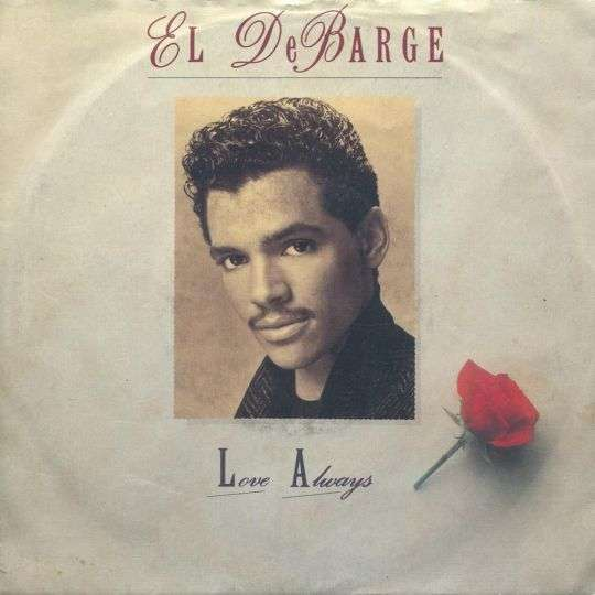Coverafbeelding Love Always - El Debarge