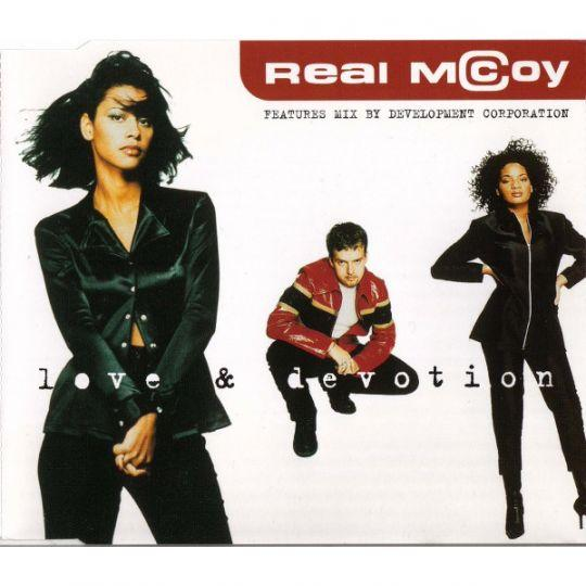 Coverafbeelding Love & Devotion - Real Mccoy