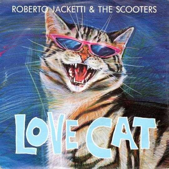 Coverafbeelding Love Cat - Roberto Jacketti & The Scooters