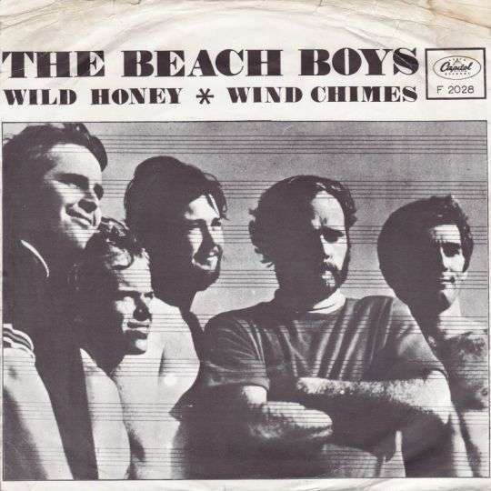 Coverafbeelding Wild Honey - The Beach Boys