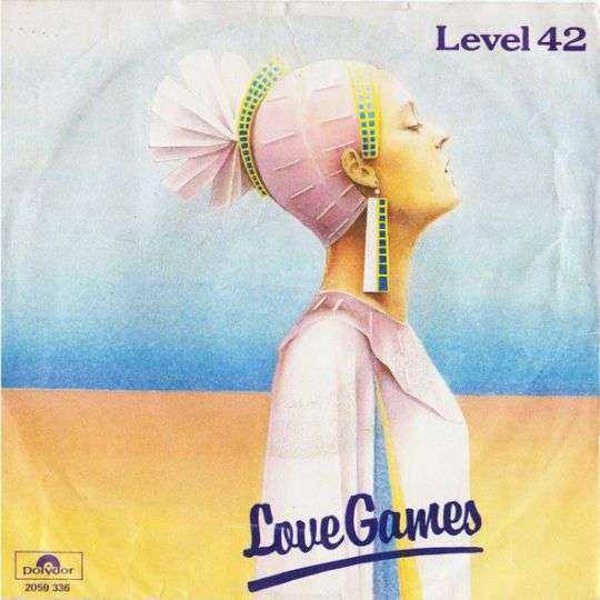 Coverafbeelding Love Games - Level 42