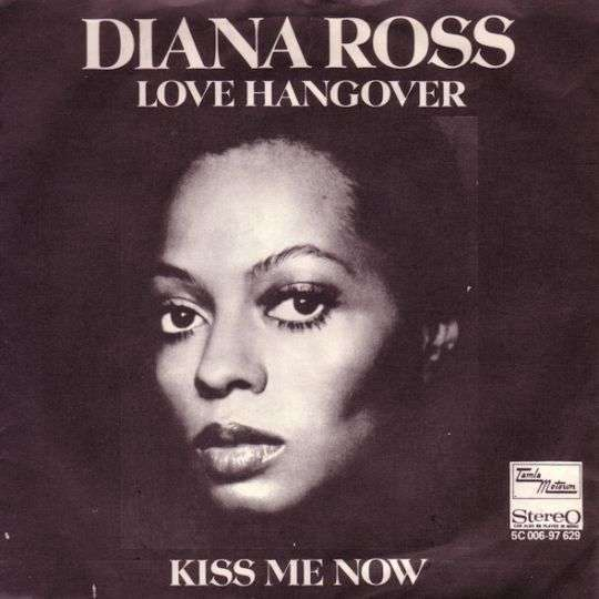 Coverafbeelding Love Hangover - Diana Ross