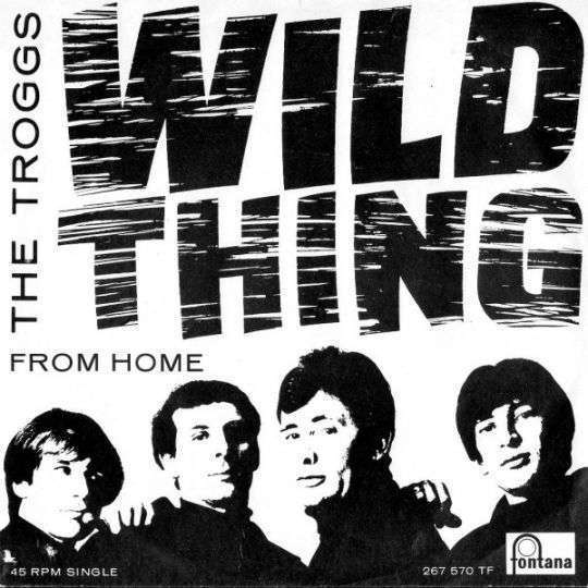 Coverafbeelding Wild Thing - The Troggs