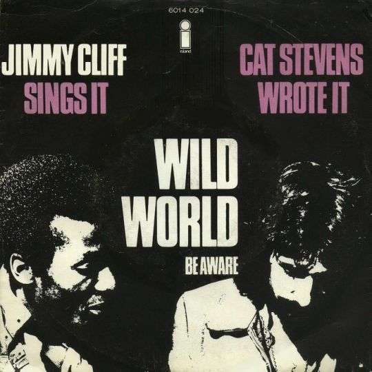 Coverafbeelding Wild World - Jimmy Cliff