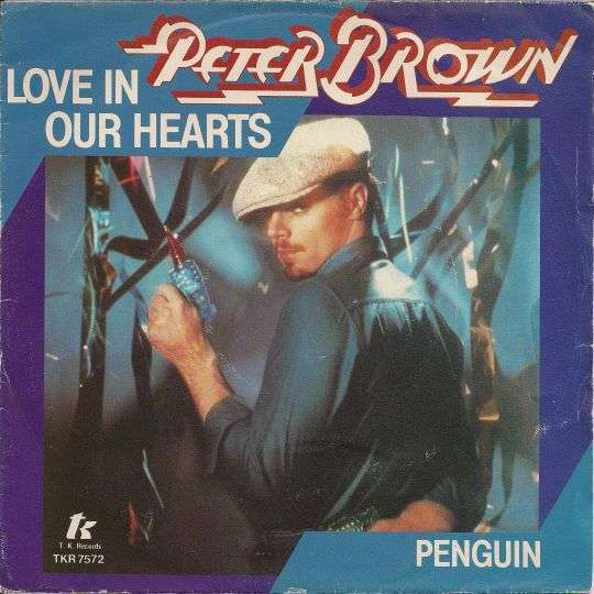 Coverafbeelding Peter Brown - Love In Our Hearts