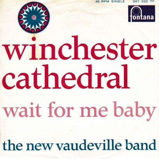 Coverafbeelding The New Vaudeville Band - Winchester Cathedral