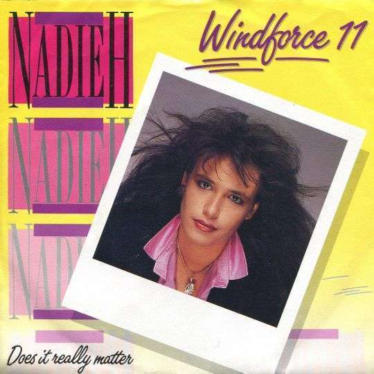 Coverafbeelding Windforce 11 - Nadieh