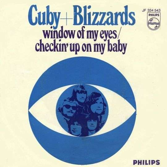 Coverafbeelding Window Of My Eyes - Cuby + Blizzards