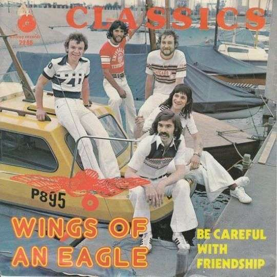 Coverafbeelding Wings Of An Eagle - Classics